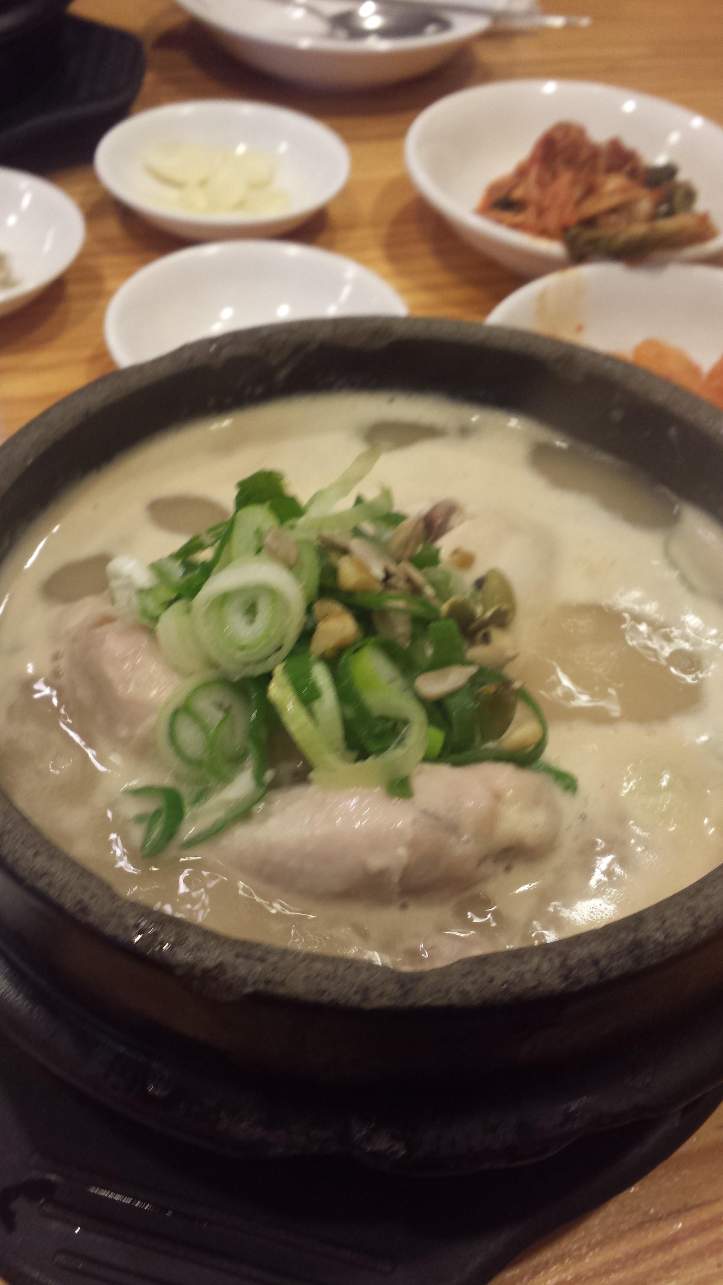 ソウル2015①~土俗村、免税店、フライパン~
