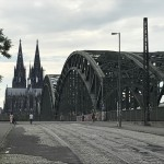 ドイツ・デュッセルドルフ2017年5月④〜ケルン大聖堂、デュッセルドルフ市内〜