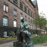 デンマーク・コペンハーゲン2018年4月①〜スカンジナビア航空ビジネスクラス、マリオットコペンハーゲン、市庁舎、カフェ・ソーウンフリ〜
