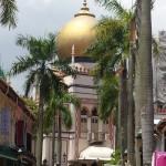 シンガポール2015③~アラブストリート、ナイトサファリ~