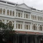 シンガポール2015⑤~Wismaフードコート、ラッフルズホテル~