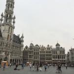 ドイツ・デュッセルドルフ2017年5月③〜ベルギー・ブリュッセルへ〜