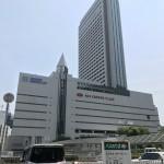 神戸2018年7月~ANAクラウンプラザホテル、北野、ザ・バー、ザ・テラス~